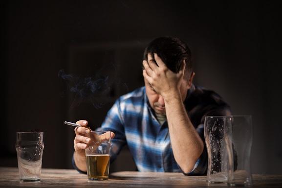 fumo e álcool
