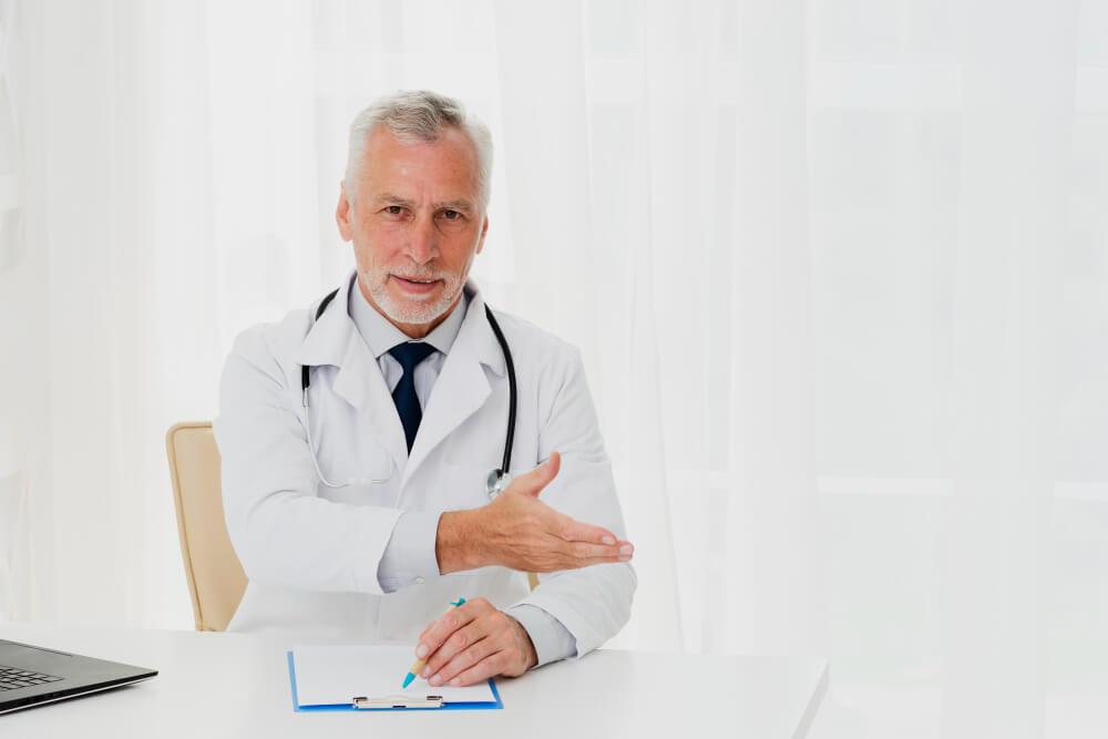 Sua saúde em primeiro lugar