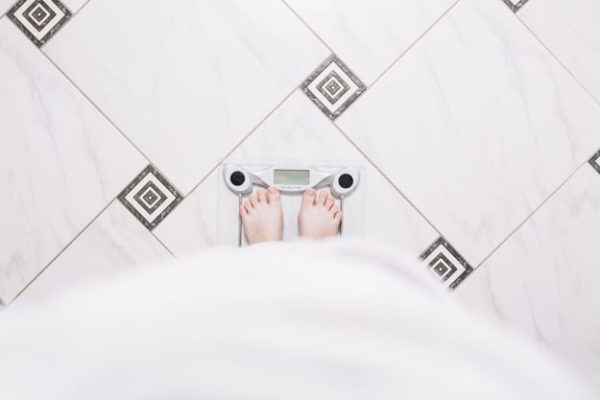 Ganho de peso na menopausa