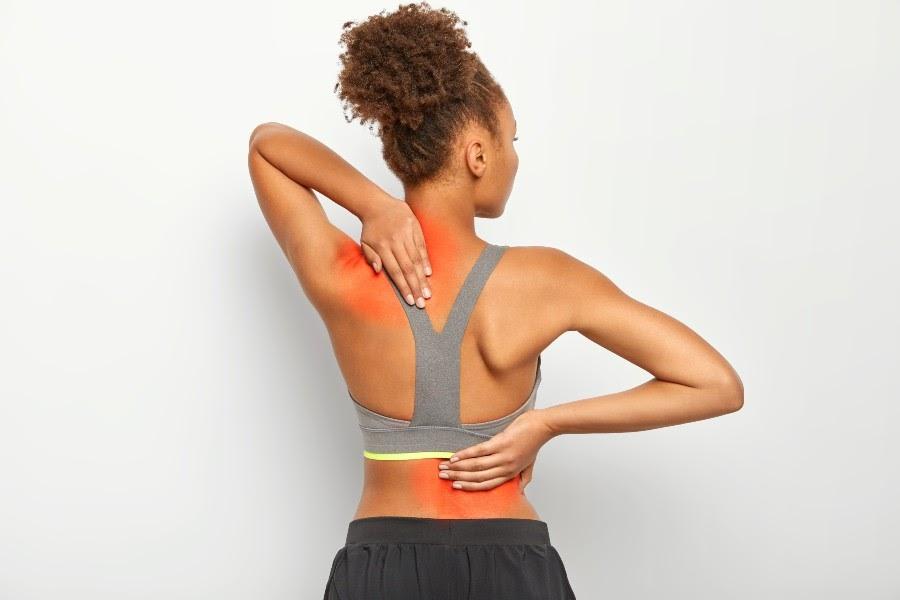 Dores frequentes nas costas: o que pode ser?
